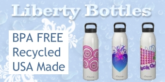 Liberty Water Bottles